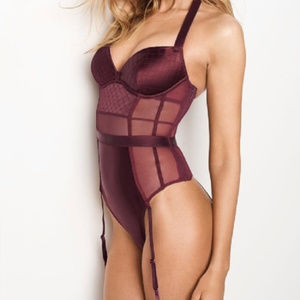 Victoria's Secret teddy NWT